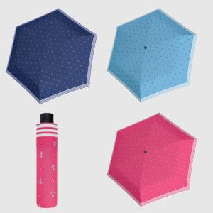paraguas con protección solar doppler sailor
