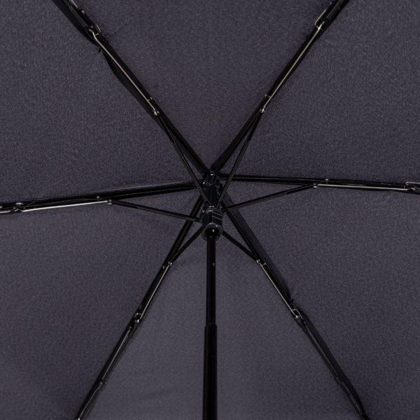 interior del paraguas